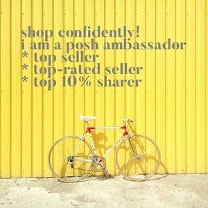 Posh Ambassador — Shop w/ confidence!